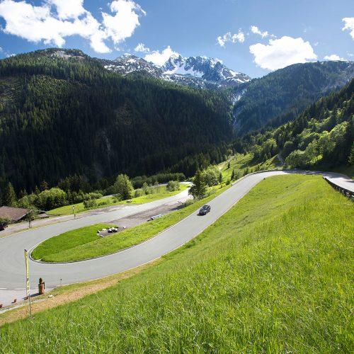 Gerlos Alpenstrasse-2