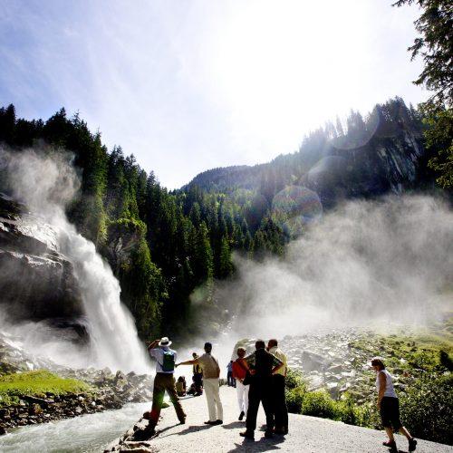 Wasserfälle Krimml (1)
