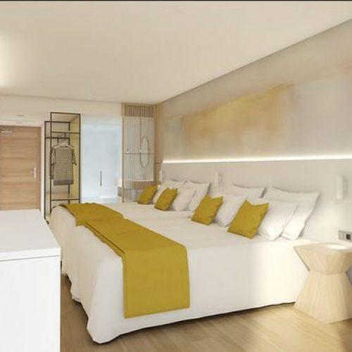 hotel azur lloret de mar kamer 5 violettacars