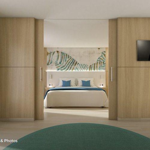 hotel azur lloret de mar kamer violettacars 2