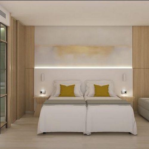 hotel azur lloret de mar kamer violettacars 4