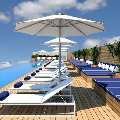 hotel azur lloret de mar zwembad 1 violettacars