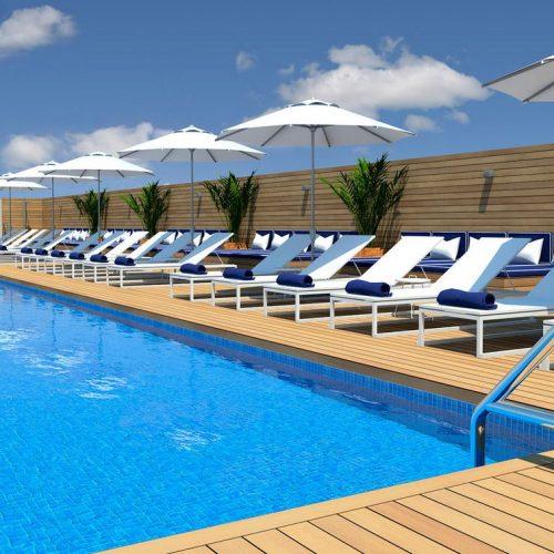 hotel azur lloret de mar zwembad violettacars
