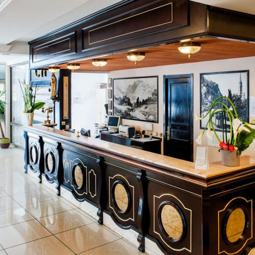 lourdes receptoe hotel